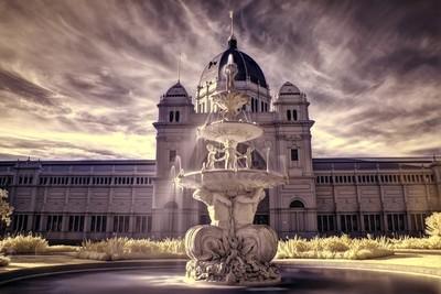 Exhibition Building in Melbourne