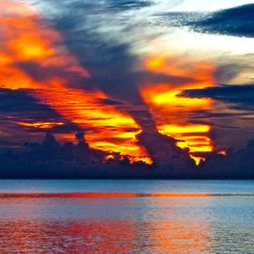 Of the three mornings that I stayed at Tongsai Bay on the island of Koh Samui in Thailand, this sunrise was one of the more spectacular! With suc...