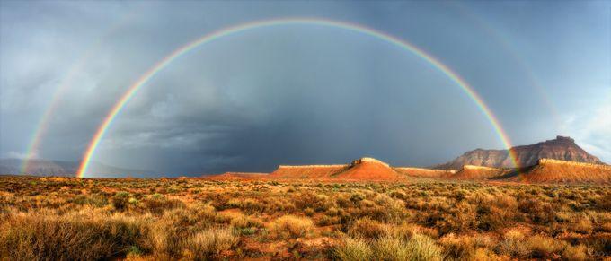 rainbow light by LiveInspiredByBrenda - Monthly Pro Vol 27 Photo Contest