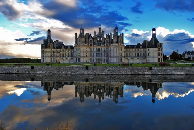 Chambord, France by PatriZioMBusnel - Enchanted Castles Photo Contest