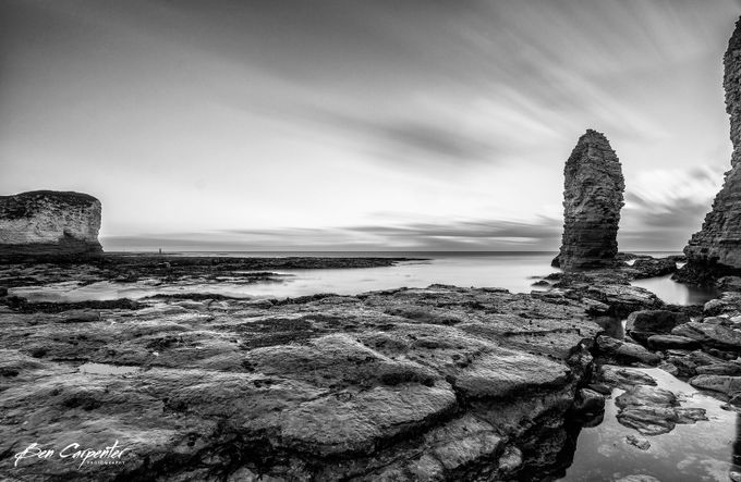 Flamborough Head by btcphotography - Long Exposure Views Photo Contest