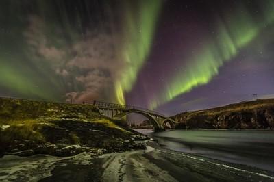 The Old Hvita Bridge (Old White-River Bridge)