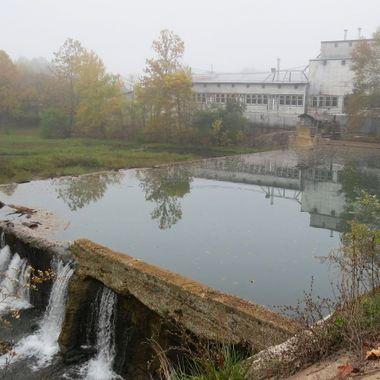 Foggy Mill