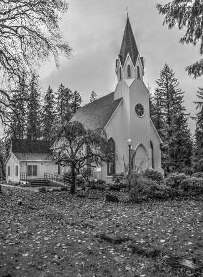 Old Scotch Church 1