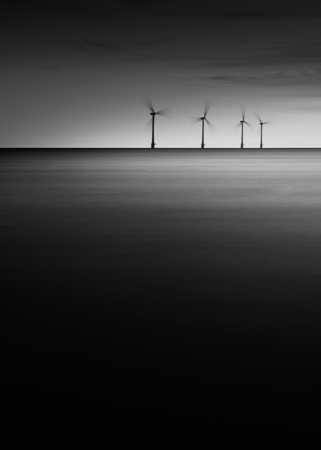 Caister-on-Sea 12/11/2015 by mushroomgodmat - Energy Photo Contest