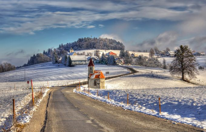 A Thing of Beauty by Imagine_Life - Country Roads Photo Contest