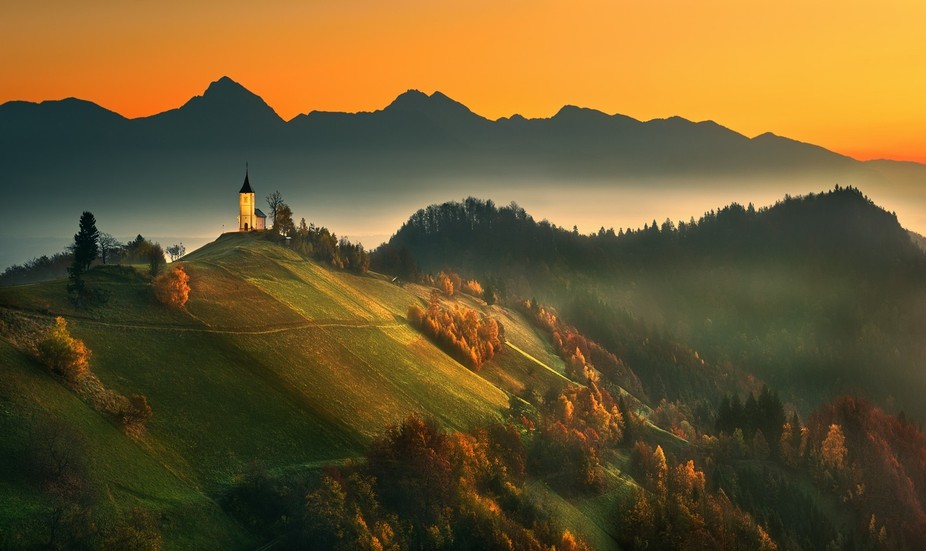 Slovenian autumn...