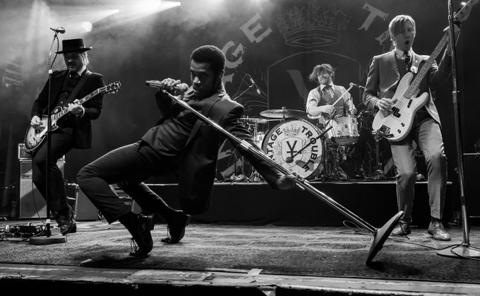 Vintage Trouble live in Helsinki by anttitassberg - On Stage Photo Contest