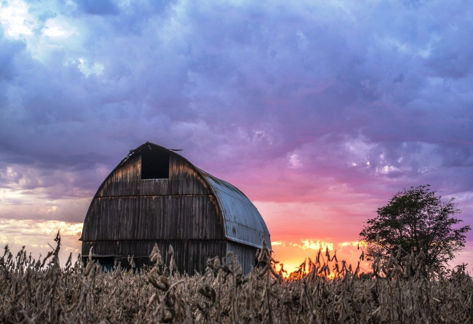 the skies change so much in such a short period of time in autumn.  I have some regrets in that I...