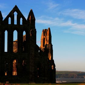 Whitby Abby