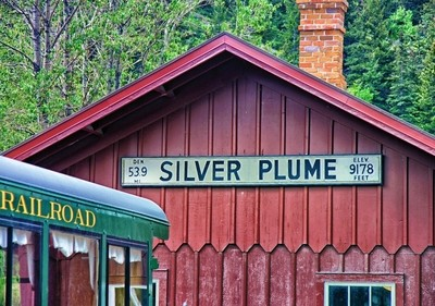 Silver Plume Station