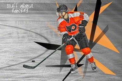 Philadelphia Flyers Sam Gagner