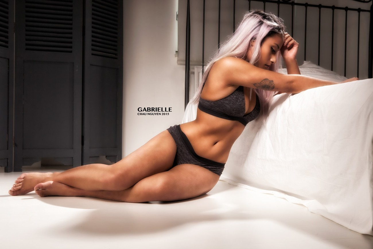 Model: Gabrielle