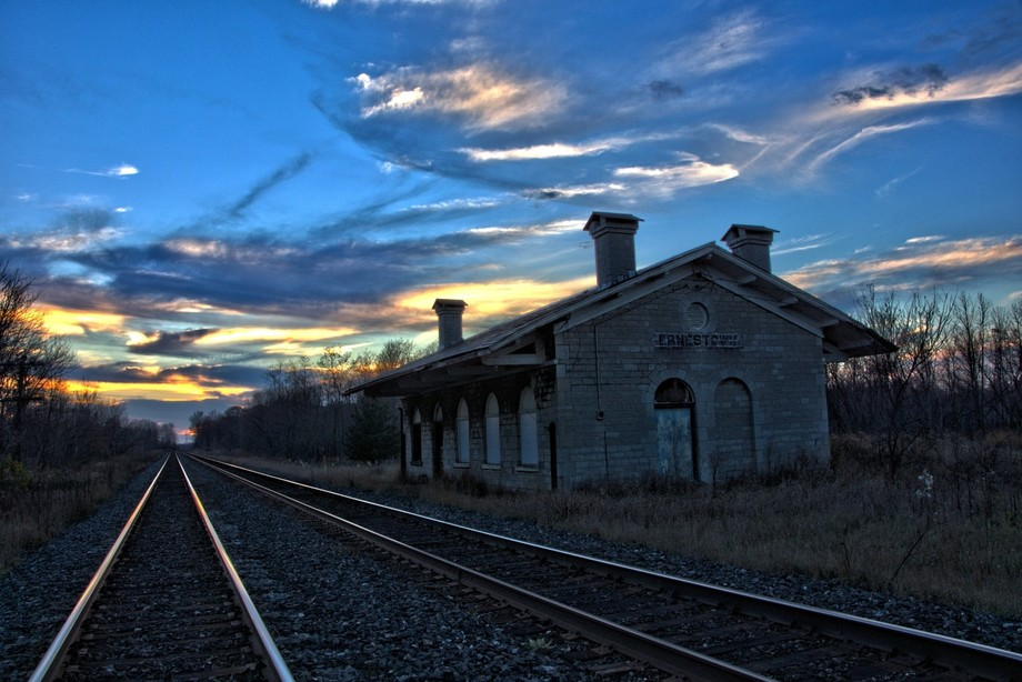 """From a series of photos I have taken and published I call """"Vanishing Ontario"""". ..."""