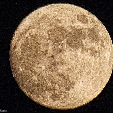 Moon detailed