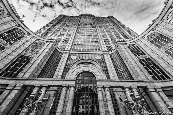 500 Boylston Street by AndrewPHajek - Skywards Photo Contest