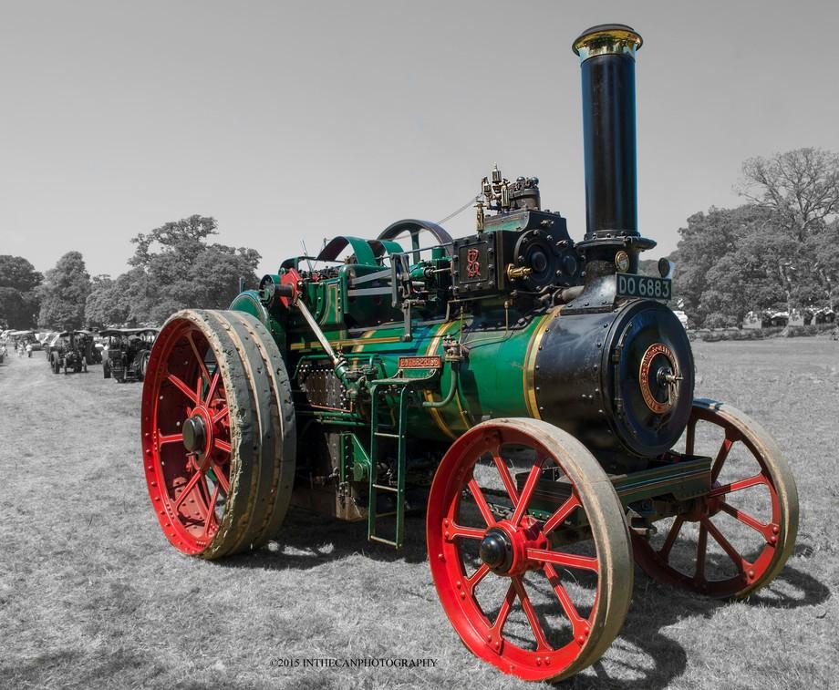 Cornish Steam Engine Restoration