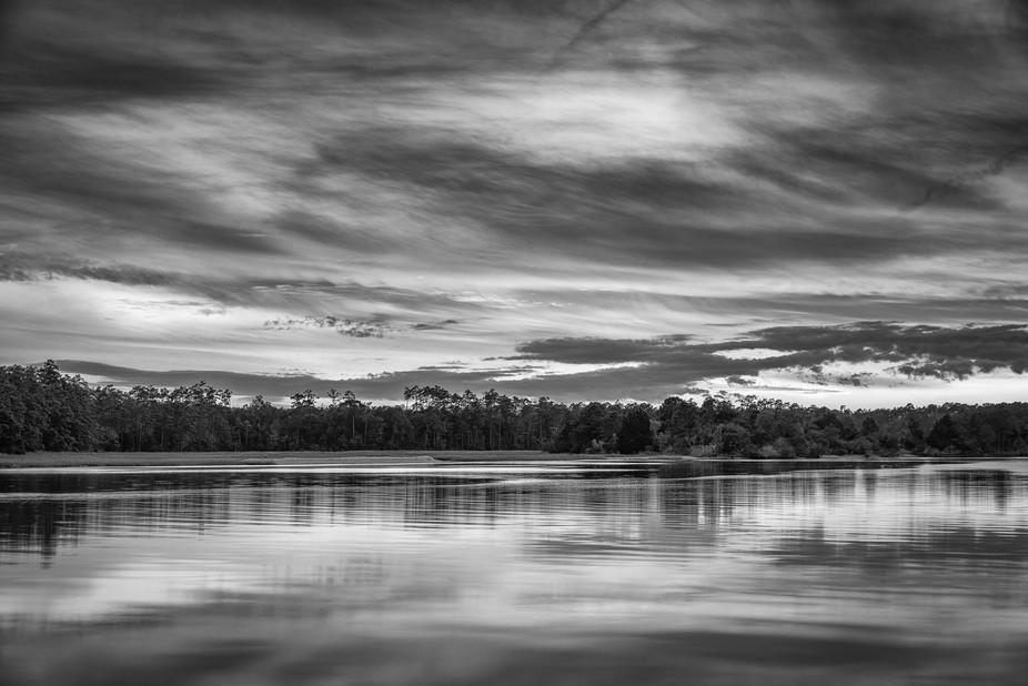 waterway-at-dusk