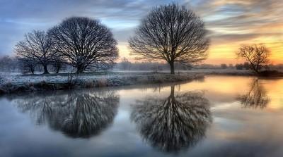 Dreamy Dedham Dawn