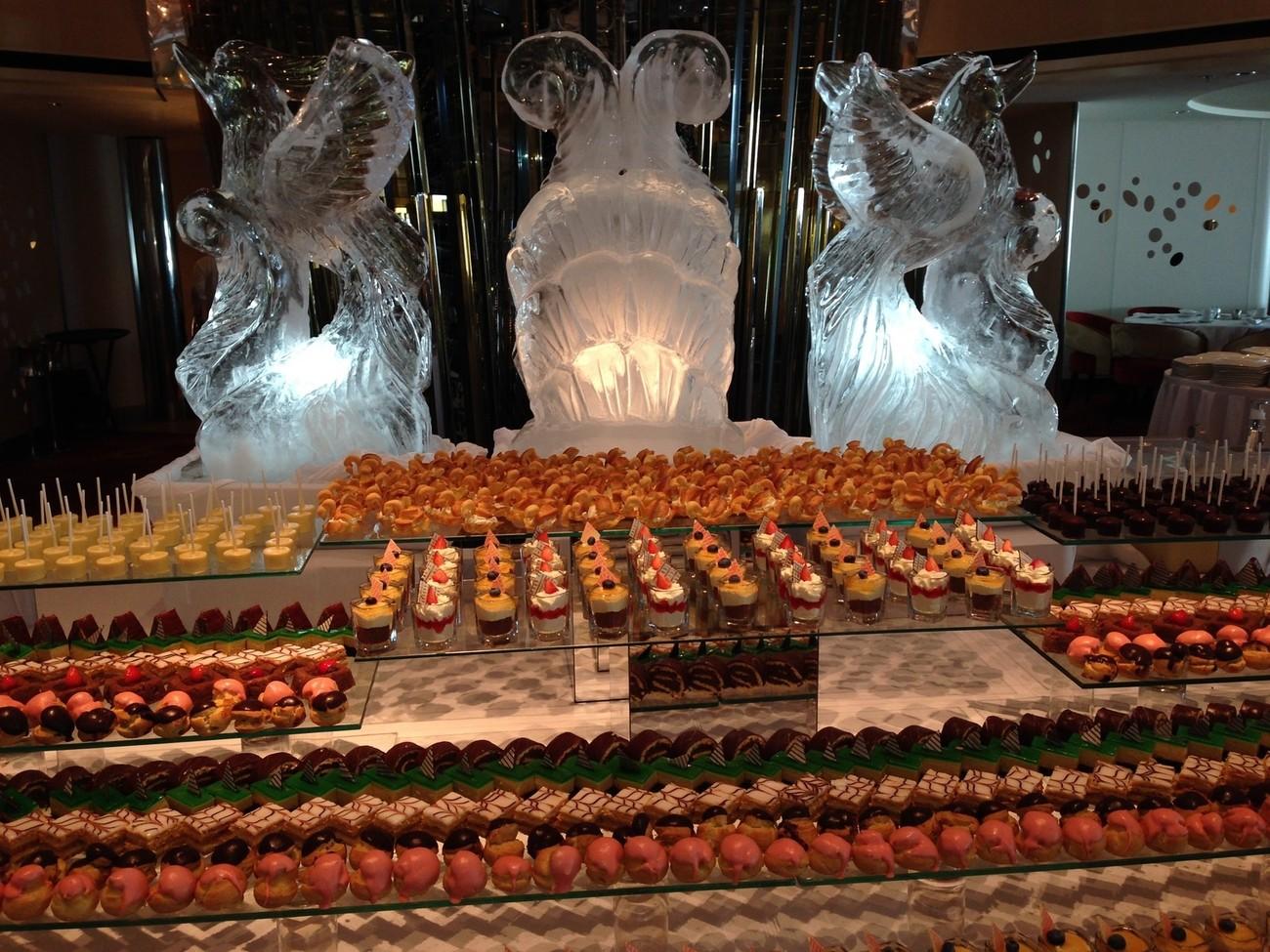 Celebrity Cruises - Grand Buffet