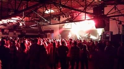 The Historic Cains Ballroom