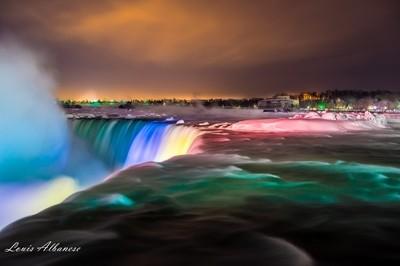 The Falls at Niagara