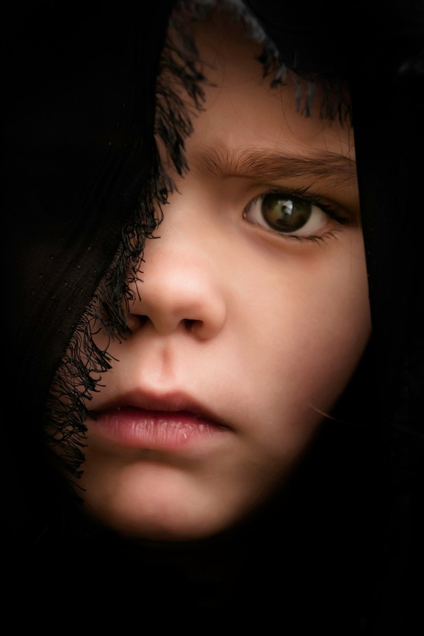 Child Lost by brandylynnjonesmace - Dramatic Portraits Photo Contest
