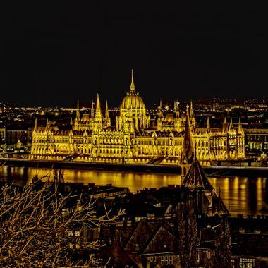 Budapest Parliament  Nov 2015