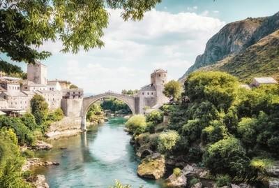 Old Bridge - Mostar, BA