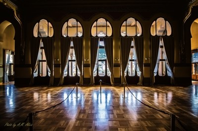 Reception Room - City Hall Sarajevo, BOS