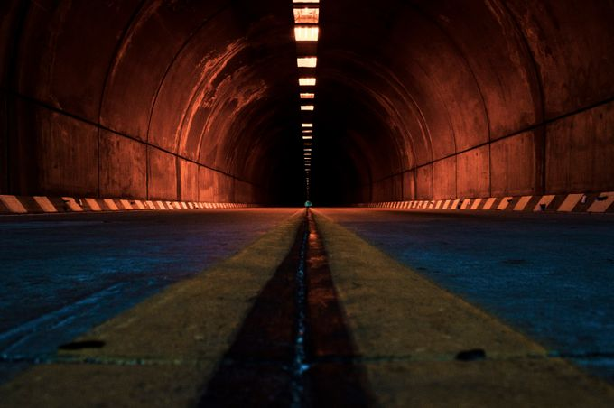 The Tunnel by MikeVinceD - Shooting Tunnels Photo Contest