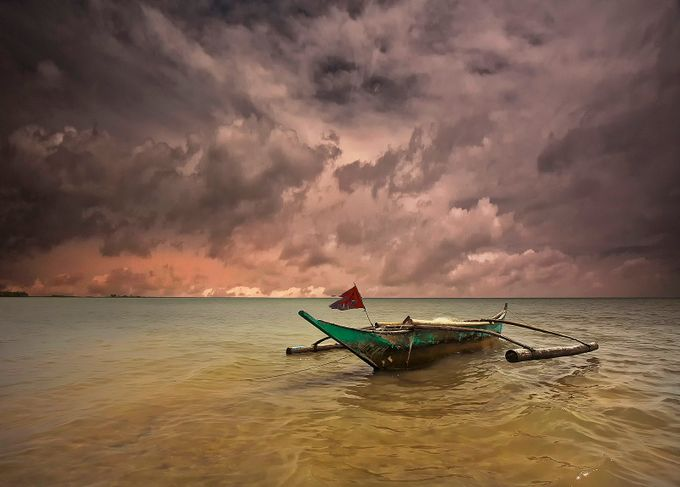 Boat  by Structor - Explore Asia Photo Contest