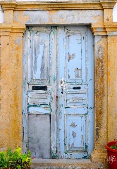Urban wall and door textures.