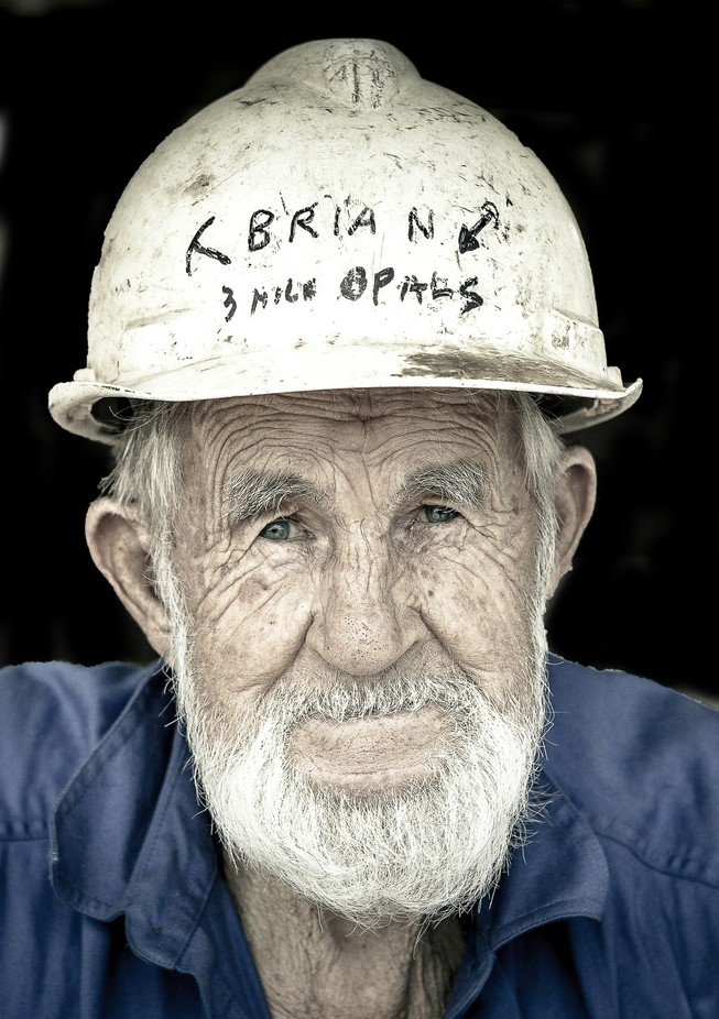 Brian Opal Miner by PaulN - Male Portraits Photo Contest