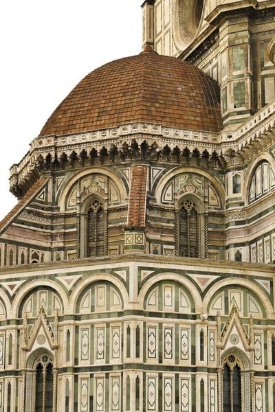 Particolalare  Cattedrale Santsa Maria del Fiore Firenze