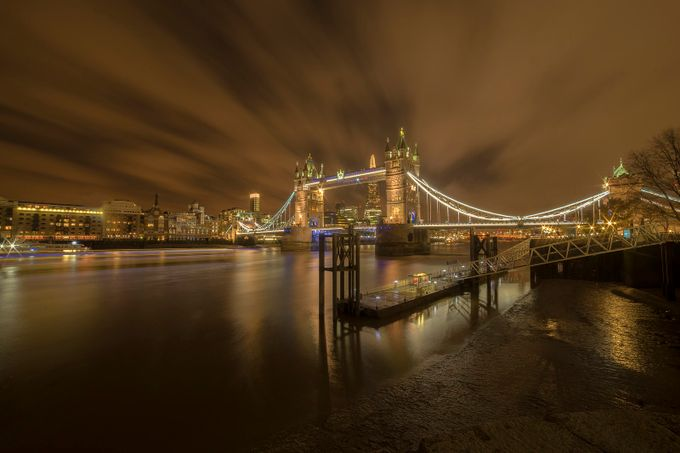 Tower Bridge by Bob-Riach - Spectacular Bridges Photo Contest