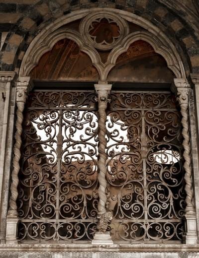 Window Santa Maria Novella Firenze