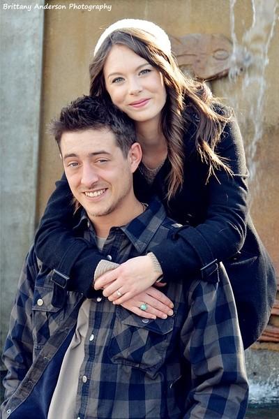 Brandon & Kate Engagement