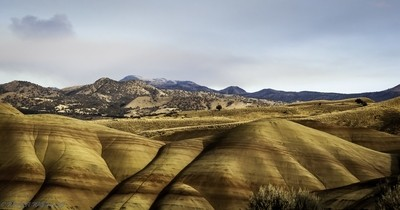 Painted Hills and Dales