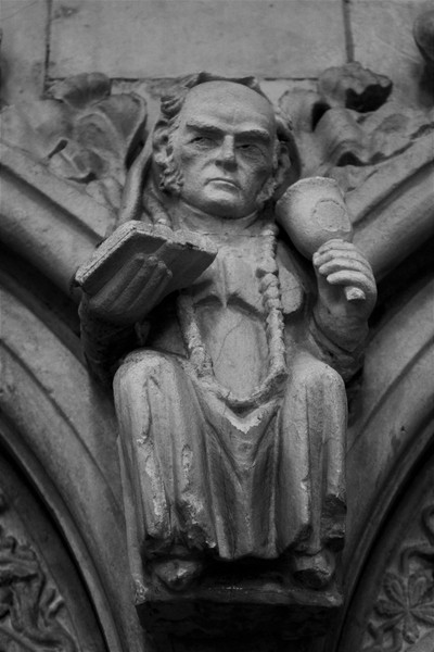 The Stern Bishop