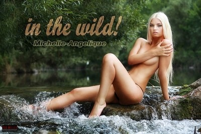in the wild - Michelle-Angelique - Pin-up Calendar - Title