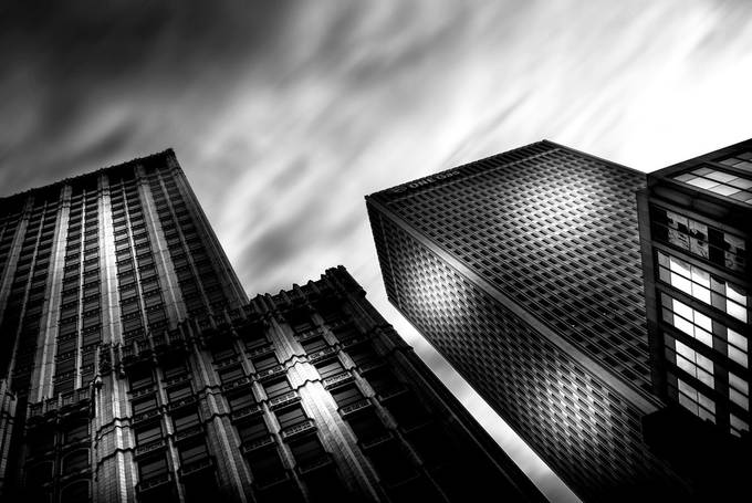 tulsa downtown  by timhayes_3281 - Tall Structures Photo Contest