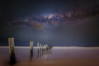 Milky Way at Moana