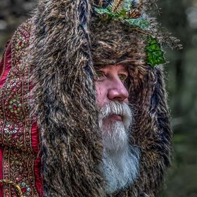 Something for the holidays ... happy holidays to all and to all a wonderful season!  Photo taken at the Texas Renaissance Festival 2015.  Copyrig...