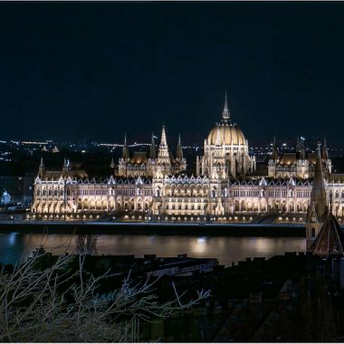 The Parlament in Budapest nov 2015