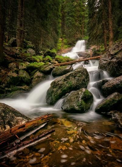 Waterfall like a dream