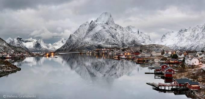 Reine-Lofoten Islands by HelenaGratkowski - Resource Travel Inspiration Photo Contest vol2