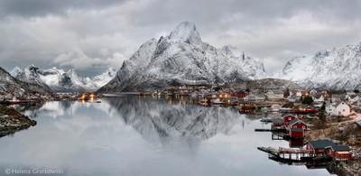 Reine-Lofoten Islands