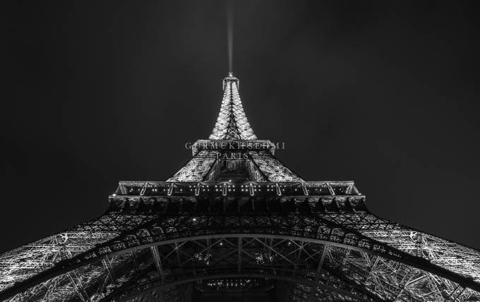 Eiffel Tower by Prive - City Of Love Photo Contest
