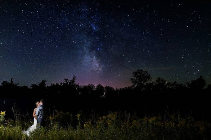 Starry Night by Auryg - Couples In Love Photo Contest